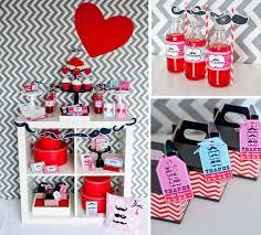 Karas Party Ideas Mr Miss Boy Girl Mustache Valentines Day