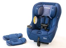 the maxi cosi weighs over 18 pounds and is the widest seat in the review