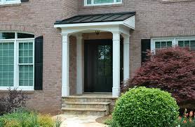 front door overhangPorticos Gallery  Front Door Overhang  Georgia Front Porch