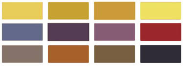 Colors That Match Brown color wheel: how to match brown with pink and  orange |