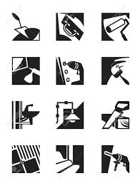 工作機械材料 ベクトル イラスト
