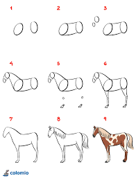 While coloring, provide your child with simple information about the horses coloring is a fun filled educational activity for your kids. Horses Coloring Pages Free Printable Horse Coloring Sheets
