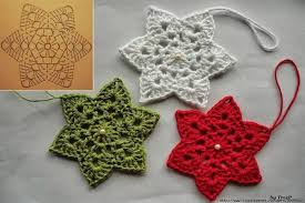 Crochet Star Pattern Custom DIY Star Crochet Coaster Pattern UsefulDIY