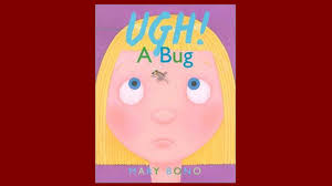 home finding children s books in the occc library libguides at book cover for ugh a bug