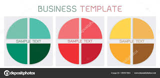 Business Concepts Illustration Marketing Mix 4ps Model