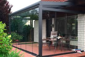 Terrassendach Selber Bauen Glas. Terrassen Berdachung Aus Glas