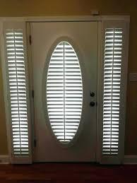 door side window blinds window blinds side window blinds print front door  covering side window blinds