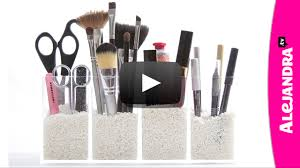 [VIDEO]: Organize Your Makeup - How to Organize Cosmetics in the Bathroom