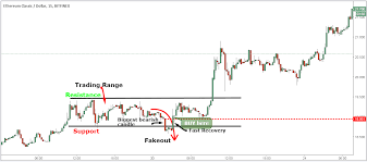 Ethereum Classic Value Chart Ethereum Classic Cryptocurrency Strategy Fakeout Shakeout