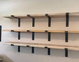 10 inch shelf bracket. 10 Inch Deep  Wide 14 Thick Steele Shelf Bracket Iron Industrial Handmade For
