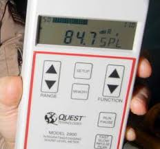 Db Meter Chart How Decibel Sound Level Meters Work Explain That Stuff