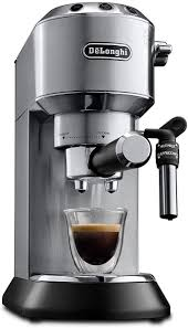 Using our 20 years of experience we have developed some great offers to suit all needs and budgets. Delonghi Dedica Espresso Coffee Machine Silver Dlec685 Tools Cube