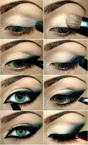 eye makeup tutorial for green eyes page fashion trends step by step looks eye make up tutorials green eyeake up