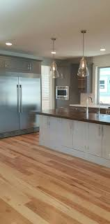 Wood Floor Kitchen 17 Best Ideas About Hickory Flooring On Pinterest Hickory Wood
