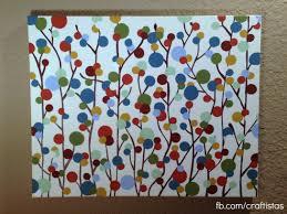 Diy Canvas Painting Weekend Diy Crafting Roundup Craftistas