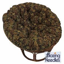 Papasan Chair with Cushion | Outdoor Papasan Chair | Double Papasan Chair  Frame