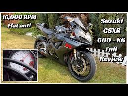suzuki gsxr 600 k6 review pov full