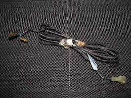 88 89 honda crx oem headliner rear map light wiring harness 88 89 honda crx oem headliner rear map light wiring harness