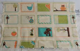 Quilt Labels by Sandy Gervais | Lucie The Happy Quilter's Blog & I found something to add to my collection of beach huts. This beach hut  ribbon is so sweet. I'm not quite sure where or even when I will use it but  I ... Adamdwight.com