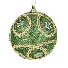 Mmlsure Premium Pailletten Weihnachtskugelweihnachtsbaum