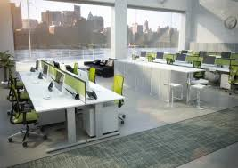 Open Office Layout Design