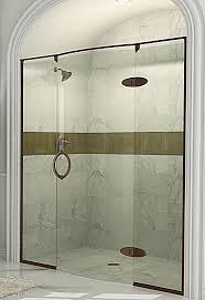 glass finishes clear glass glass shower door