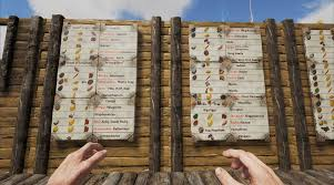 Ark Kibble Chart Kibble And Taming Chart V252 8 Included Se Ark Paint The