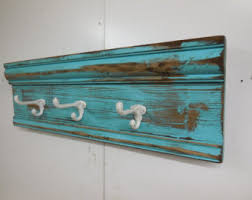 Shabby Chic Wall Coat Rack French Country Coat Rack Shabby Chic Coat Rack Rustic Coat 100