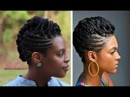 Twisted Hairstyles 97 Wonderful Styled By WestNDNbeauty Twist Roll Braid Natural Hair Updo