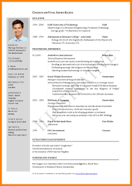 Cv Template Pdf Free Choice Image Certificate Design And Template