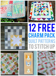 Easy Quilt Block Patterns Free