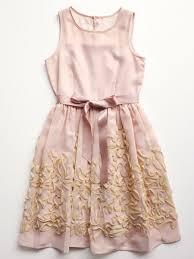 Blush By Us Angels Pink Chiffon Party Dress Size 7