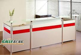 modern wooden office counter desk buy wooden. Modern Wooden Office Reception Desk Counter Buy E