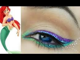 disney princess makeup the little mermaid ariel