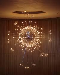modern lighting the sputnik starburst chandelier at the palm springs desert museum credit nova68 com