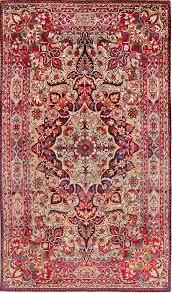 Antique Silk Persian Kermani Rug 47591 Main Image - By Nazmiyal #LG  Limitless Design #