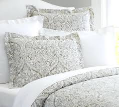 paisley quilt sets paisley duvet cover sham taupe pottery barn with king duvets covers decorations