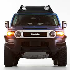 Fj Cruiser Fog Lights Oem For 2007 To 2014 Toyota Fj Cruiser Black Offroad Oe Style
