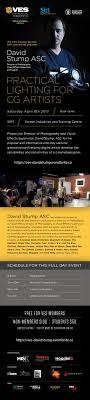 practical lighting. VES Educational Event - Practical Lighting