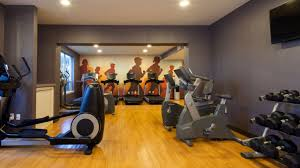 hyatt house gym
