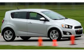 All Chevy chevy cars 2012 : 2012 Chevrolet Sonic Turbo First Drive - Motor Trend