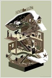 home alone poster battle plan. Fine Alone HomealonemondoposterAdamSimpson For Home Alone Poster Battle Plan E