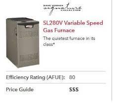 lennox sl280v price. view details » lennox sl280v price