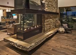 design gallery davinci custom linear fireplaces