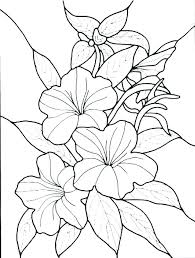 Coloring Pages For Girls Flowers Free Coloring Pages For Girls