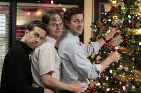 the office christmas ornaments. The Office Christmas Ornaments N