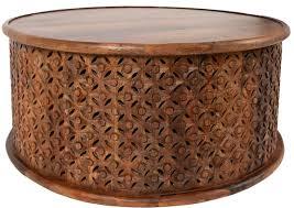 floema round coffee table marble