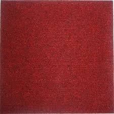square carpet tiles. Do It Yourself Red Carpet Tiles (144 Square Feet) I