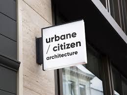 Urbane Design Architects Urbane Citizen Architecture Branding By K I Design Agency