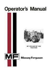 oliver tractor air pump tractor repair wiring diagram massey ferguson mf 1500 and mf 1800 tractors operators manual